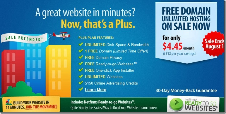 netfirms coupon code 2011