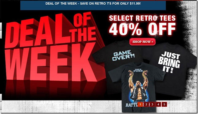wwe shop coupons 2011 40% off