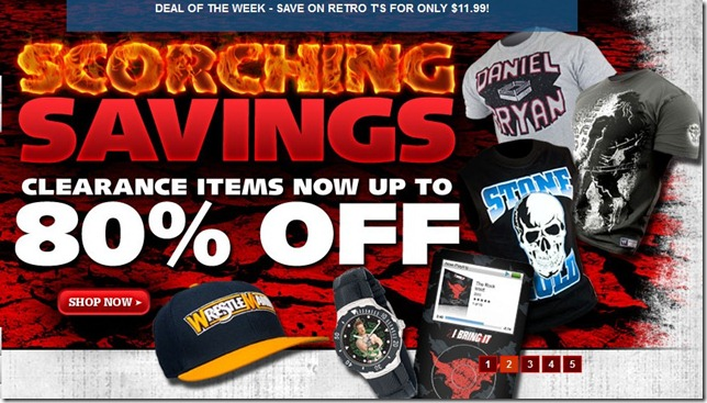 wwe shop coupons 2011