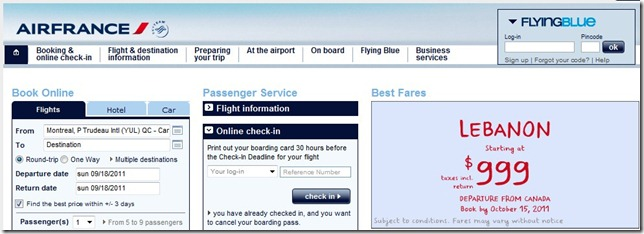 promo codes for airline tickets 2011