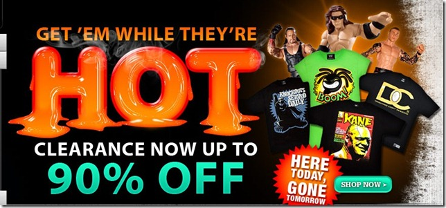 Wwe shop coupon code