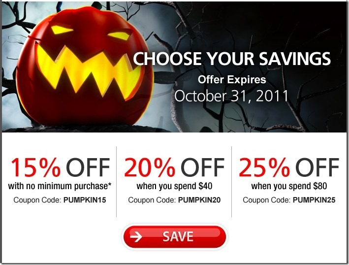 dotster coupon code for Halloween 2011