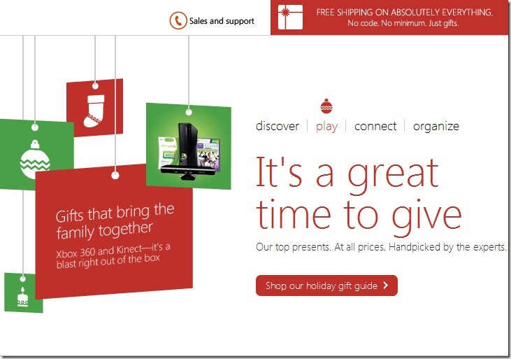 Microsoft store discount coupon