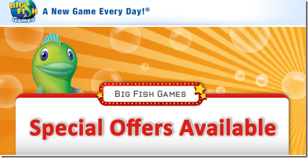 Big fish games coupon code january 2012 fresh coupon code for Big fish games coupon