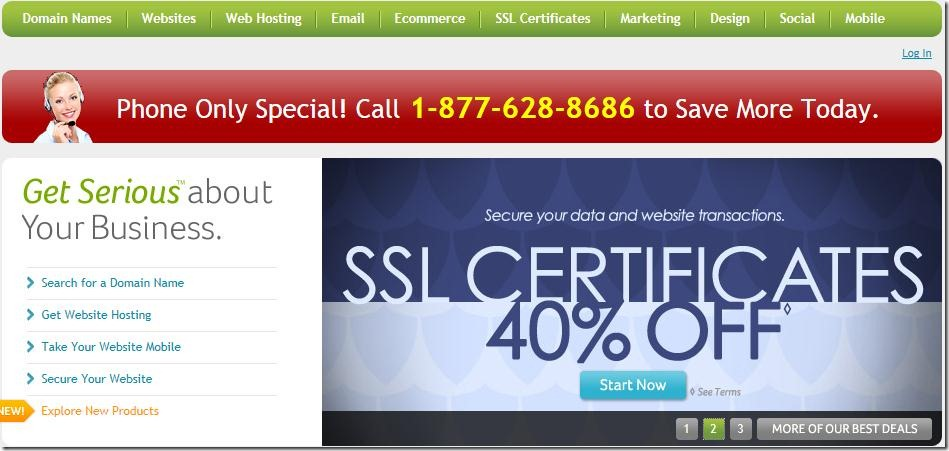network solutions coupon code 2012 march