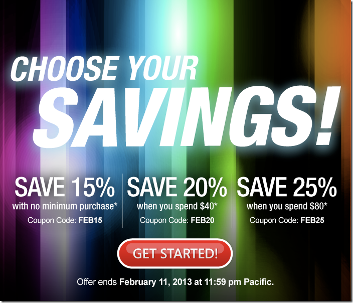 godaddy coupon code February 2013 25% off