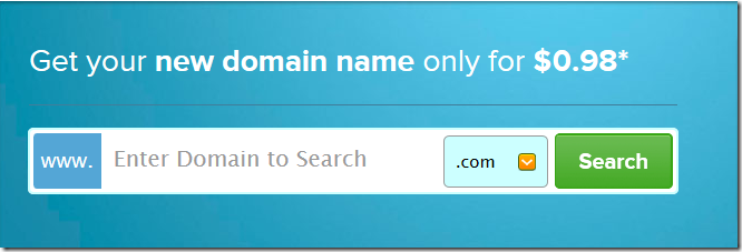 namecheap $0.98 domain coupon code march 2013